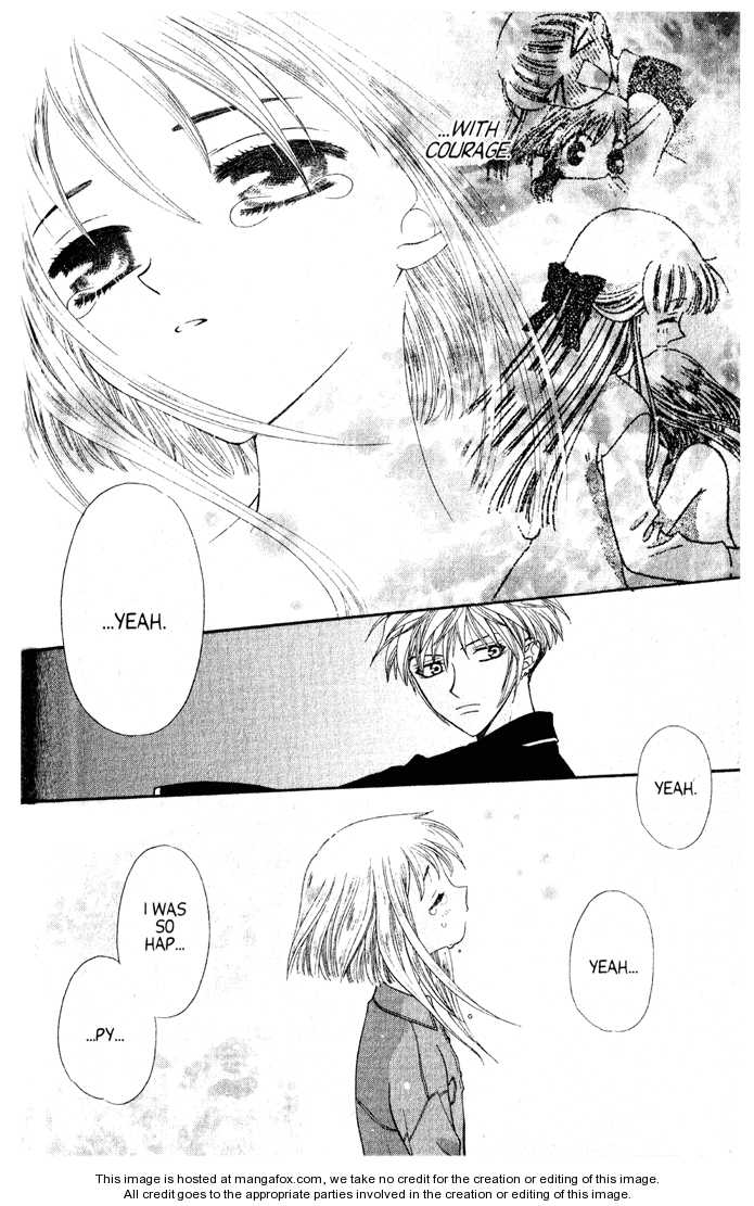Fruits Basket 28 Page 25