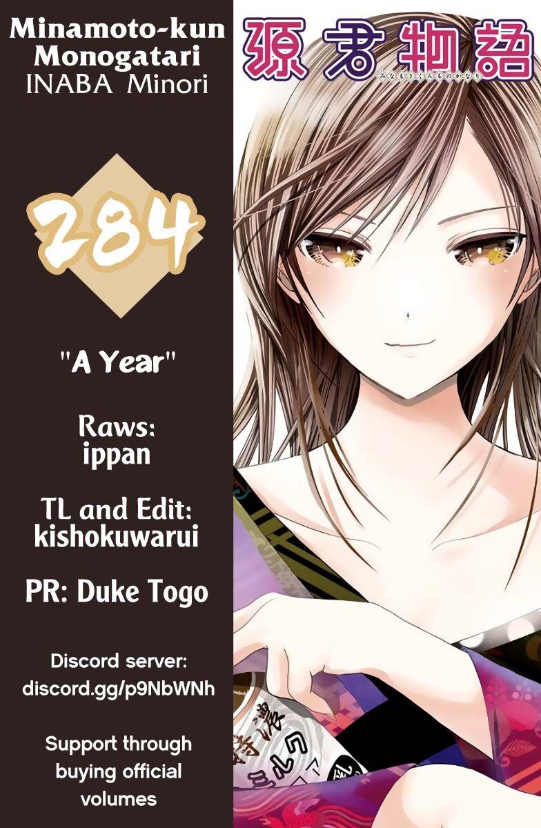 Minamoto-kun Monogatari 284 Page 2