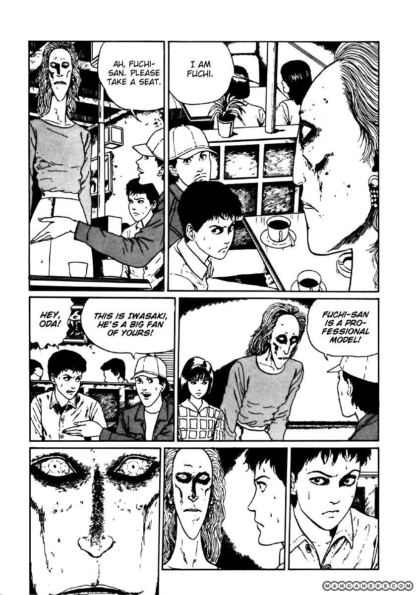 Itou Junji Kyoufu Manga Collection 5 Page 17