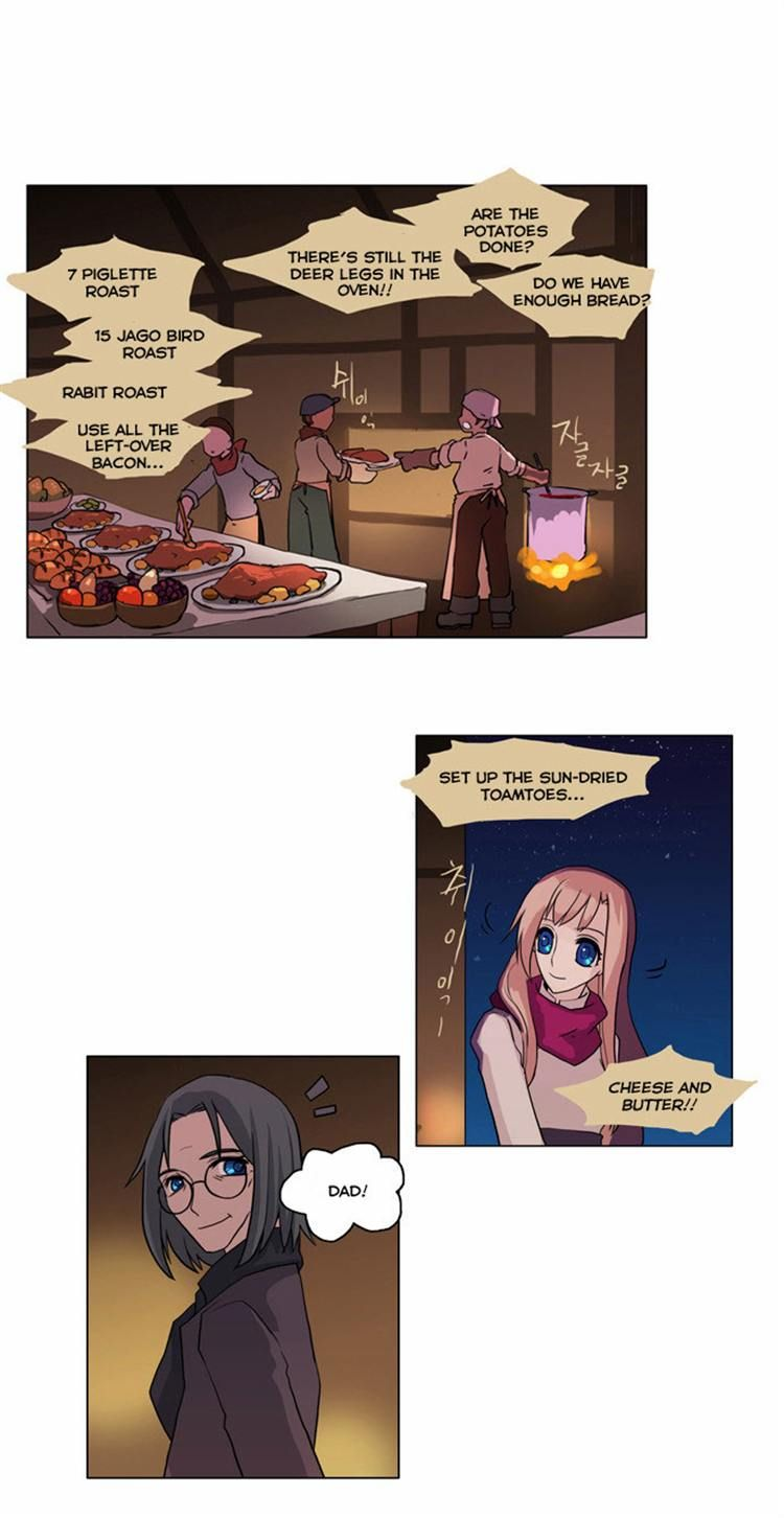 Abide in the Wind 4 Page 5