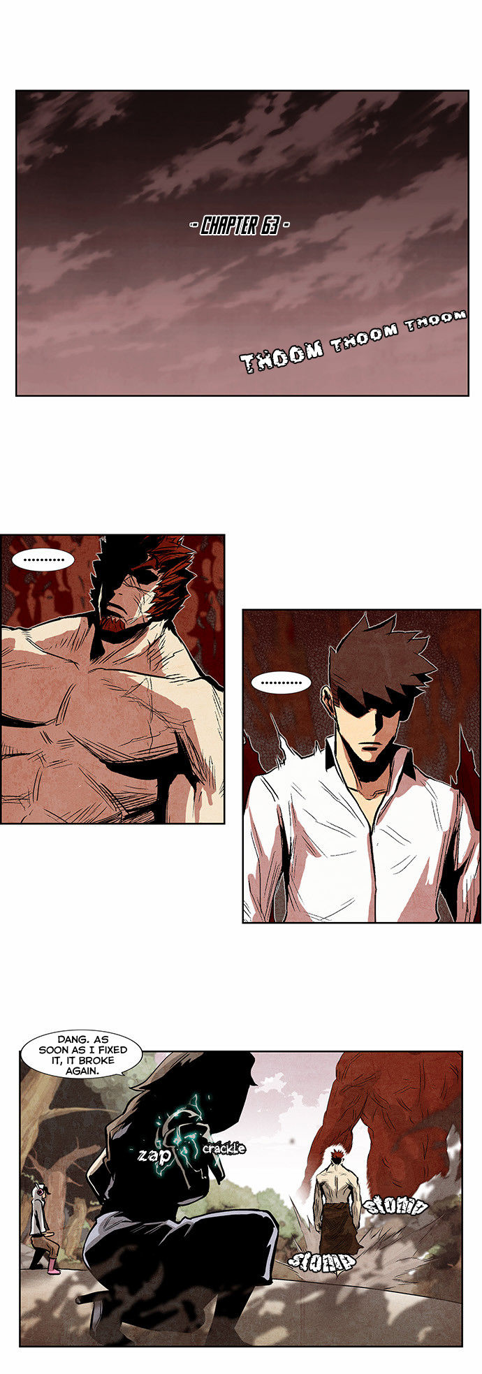 Special Martial Arts Extreme Hell Private High School 63 Page 2