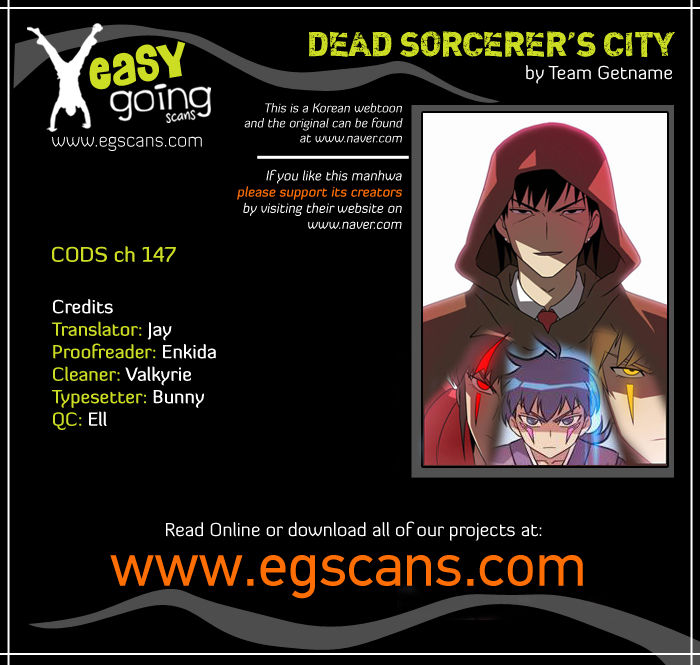 City of Dead Sorcerer 147 Page 1