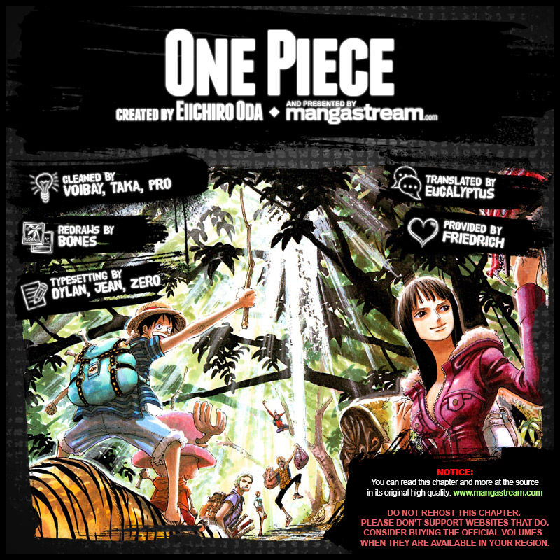 One Piece 851 Page 2