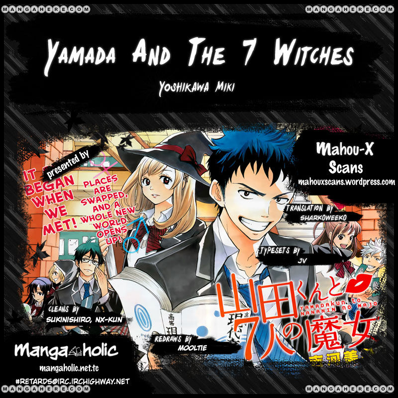 Yamada-kun to 7-nin no Majo 15 Page 2