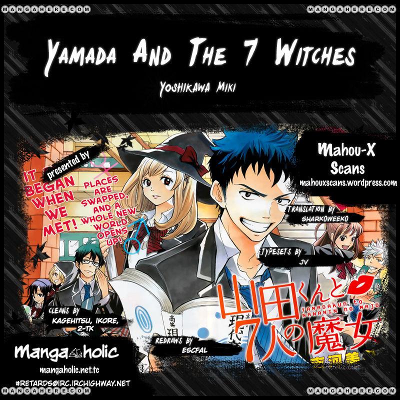 Yamada-kun to 7-nin no Majo 28 Page 1