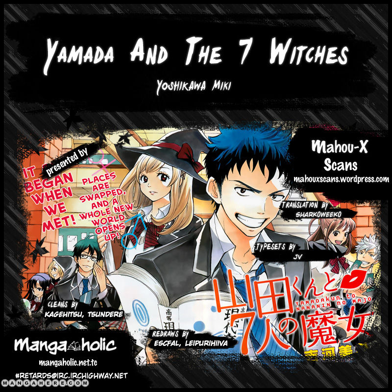 Yamada-kun to 7-nin no Majo 34 Page 2