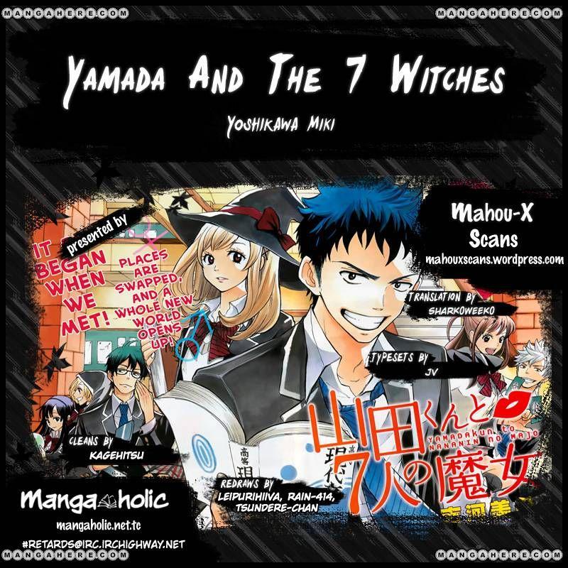 Yamada-kun to 7-nin no Majo 41 Page 2
