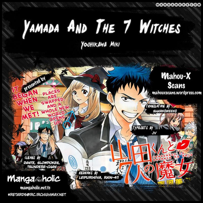 Yamada-kun to 7-nin no Majo 44 Page 1
