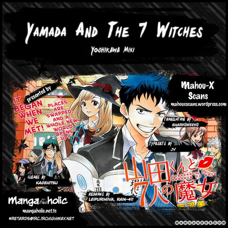 Yamada-kun to 7-nin no Majo 46 Page 1