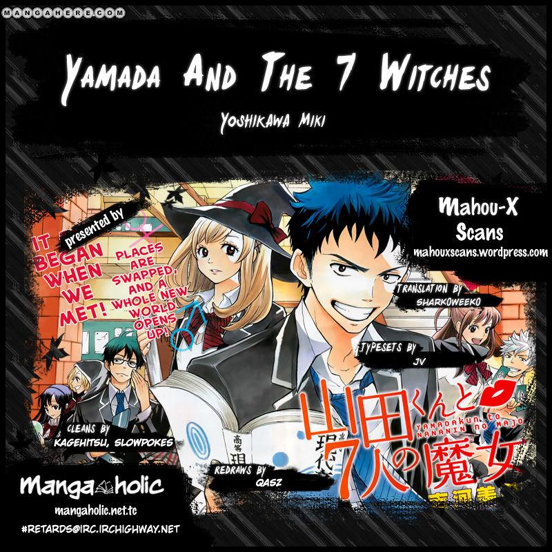 Yamada-kun to 7-nin no Majo 49.1 Page 1