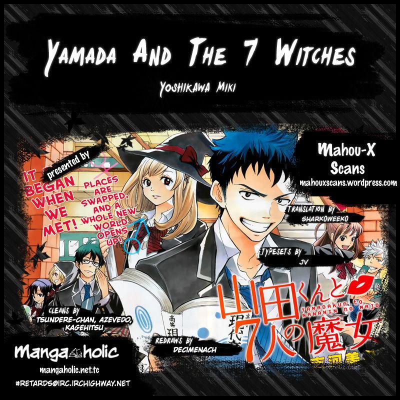 Yamada-kun to 7-nin no Majo 60 Page 2