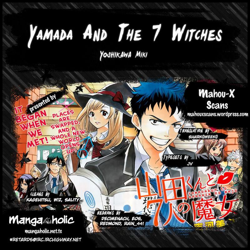 Yamada-kun to 7-nin no Majo 63 Page 2