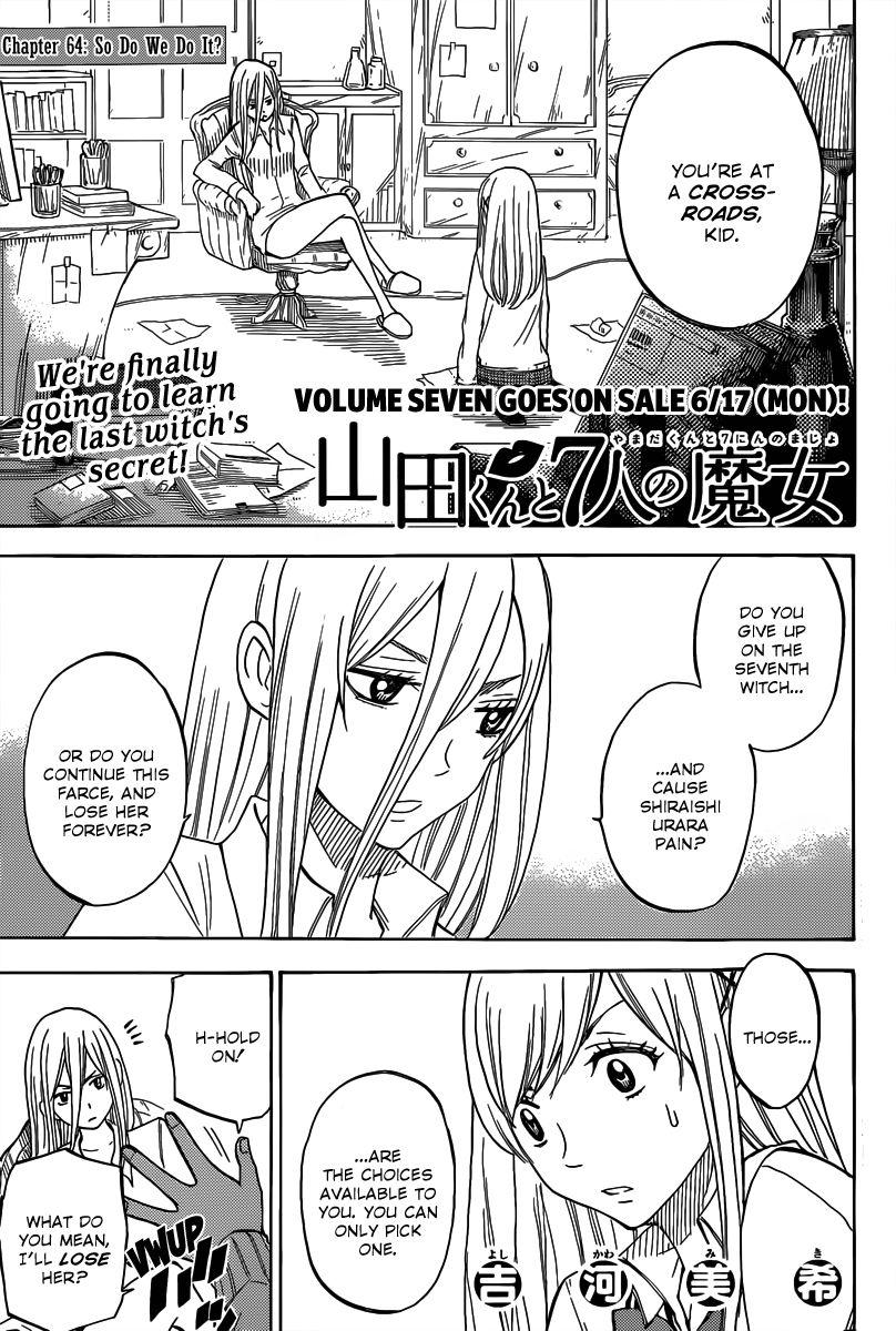 Yamada-kun to 7-nin no Majo 64 Page 1