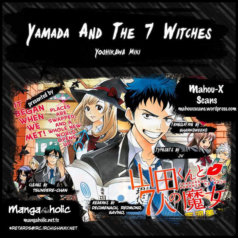 Yamada-kun to 7-nin no Majo 77 Page 2
