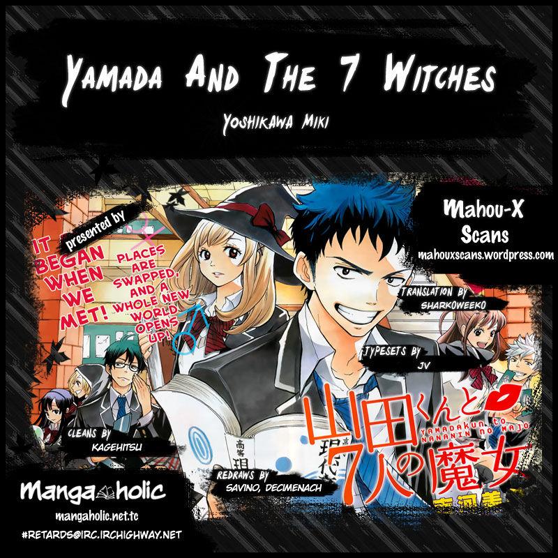 Yamada-kun to 7-nin no Majo 82 Page 2