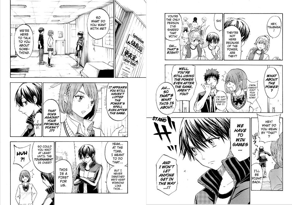 Yamada-kun to 7-nin no Majo 100 Page 2