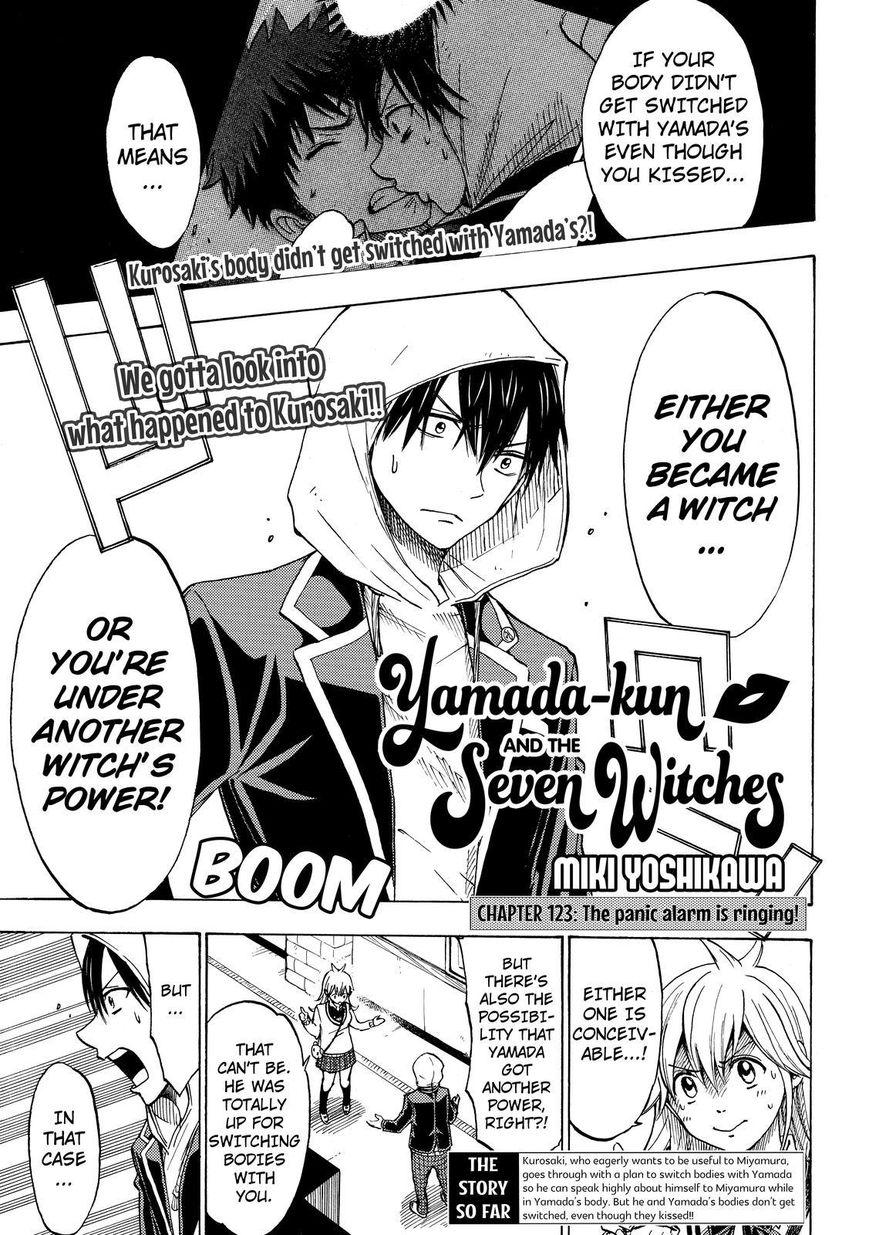 Yamada-kun to 7-nin no Majo 123 Page 1