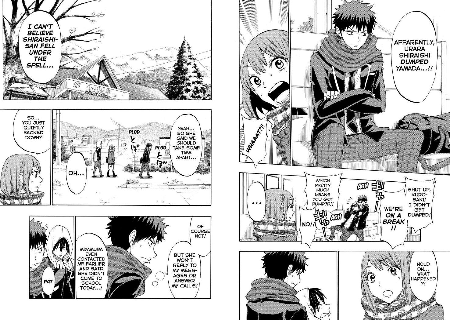 Yamada-kun to 7-nin no Majo 131 Page 2