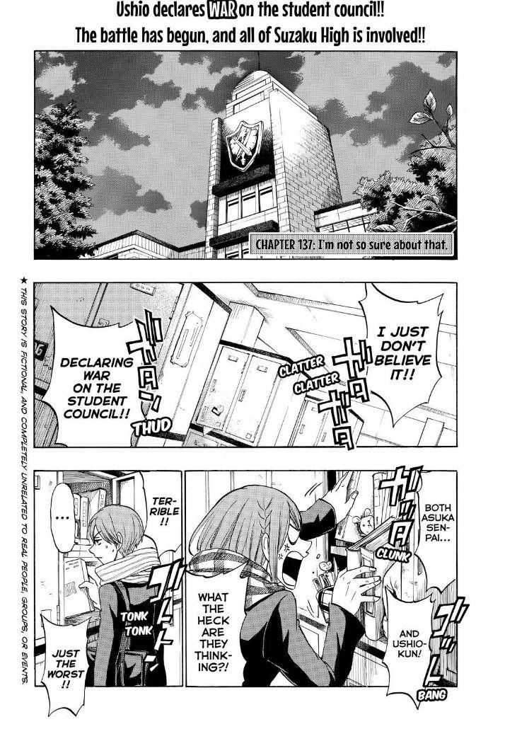 Yamada-kun to 7-nin no Majo 137 Page 2