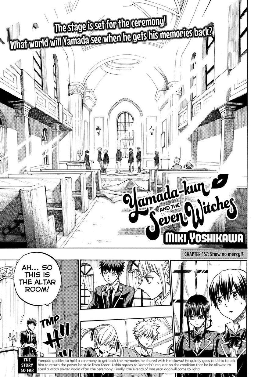 Yamada-kun to 7-nin no Majo 157 Page 2