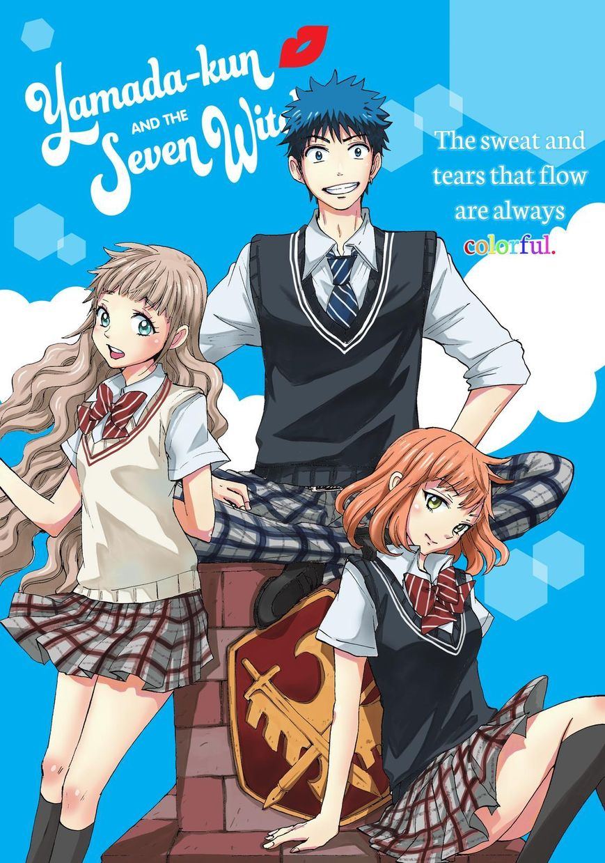 Yamada-kun to 7-nin no Majo 159 Page 1