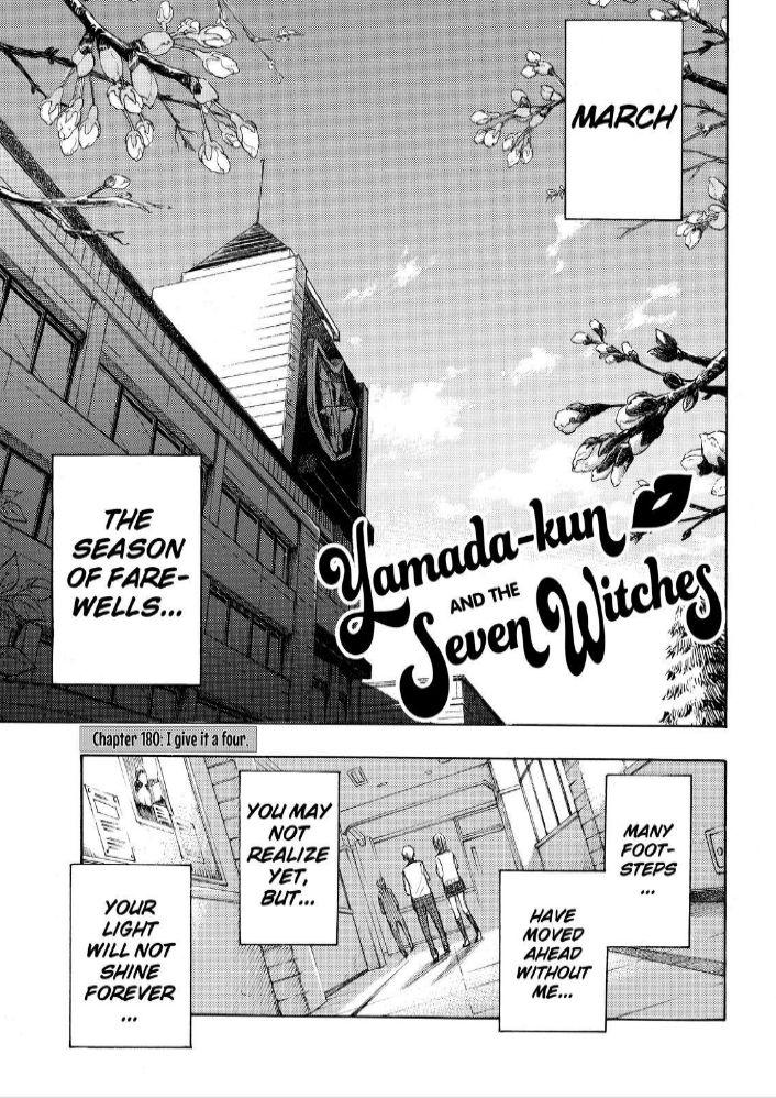 Yamada-kun to 7-nin no Majo 180 Page 2