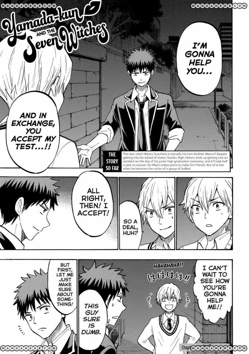 Yamada-kun to 7-nin no Majo 192 Page 2