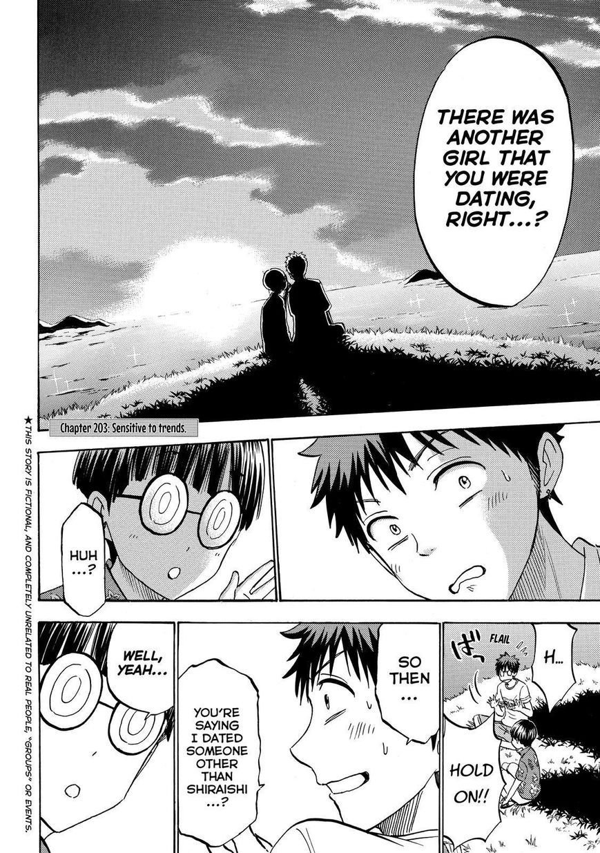 Yamada-kun to 7-nin no Majo 203 Page 2