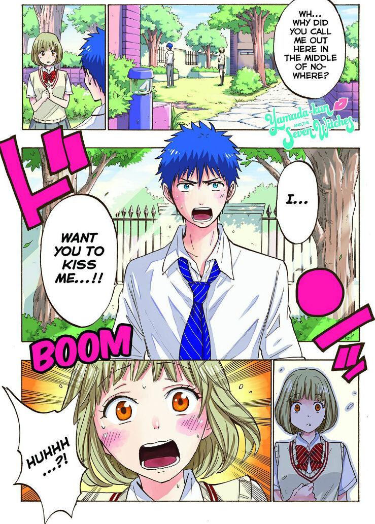 Yamada-kun to 7-nin no Majo 212 Page 1