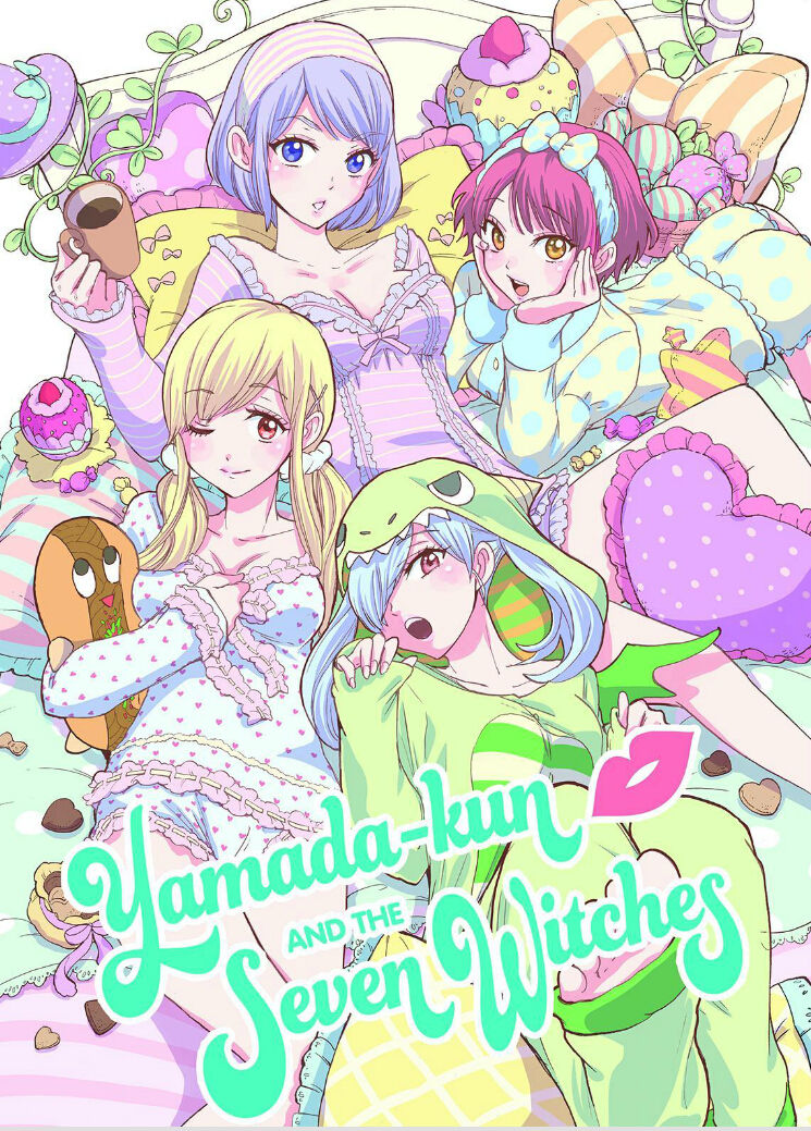 Yamada-kun to 7-nin no Majo 212 Page 2