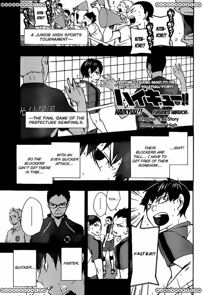 Haikyu!! 6 Page 2