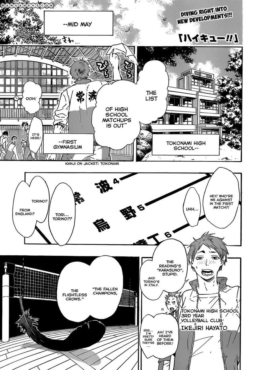 Haikyu!! 35 Page 1