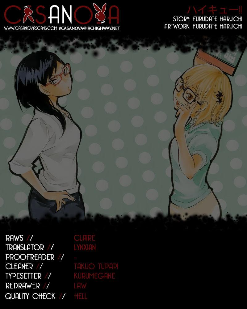 Haikyu!! 86 Page 1