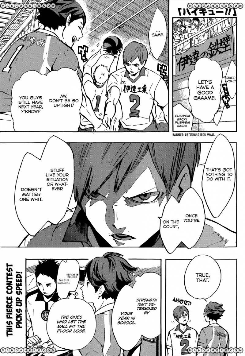 Haikyu!! 121 Page 2