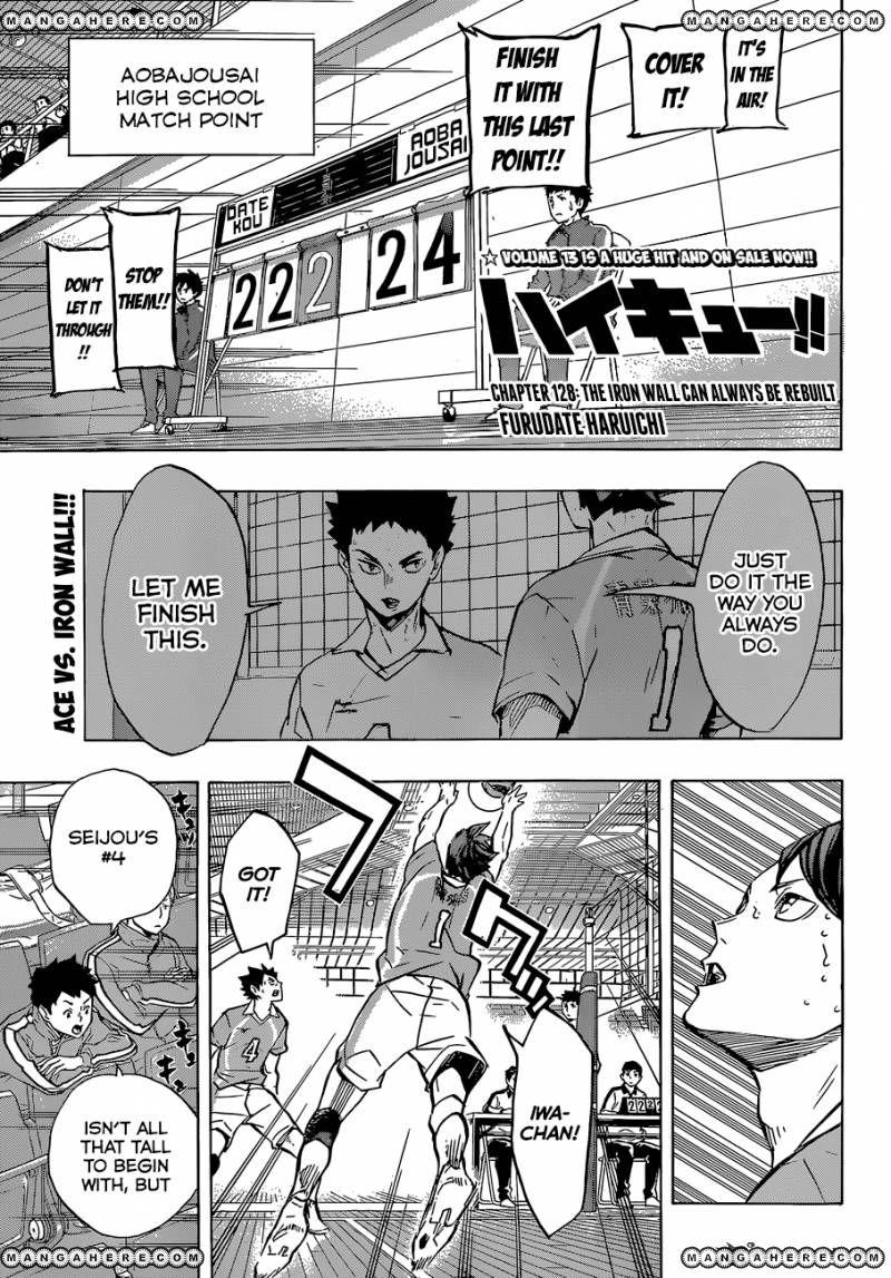 Haikyu!! 128 Page 2