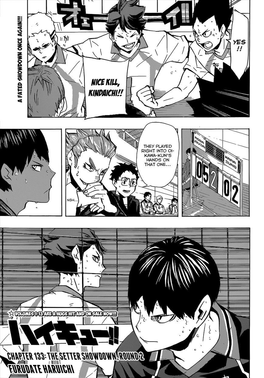 Haikyu!! 133 Page 2