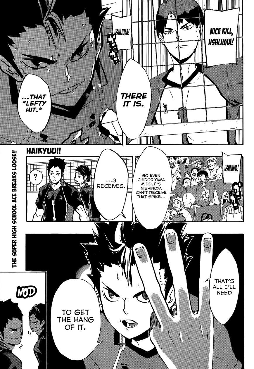 Haikyu!! 152 Page 2