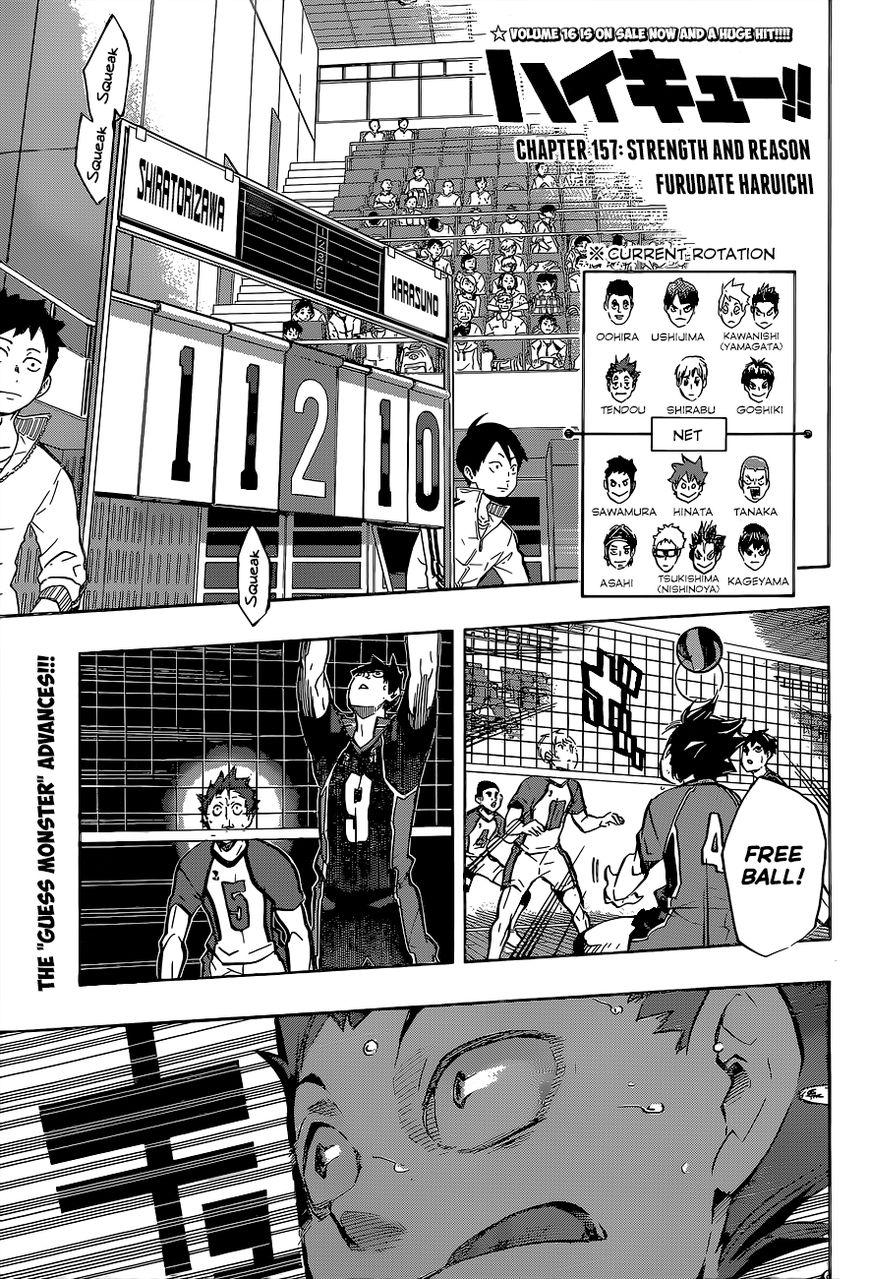 Haikyu!! 157 Page 2
