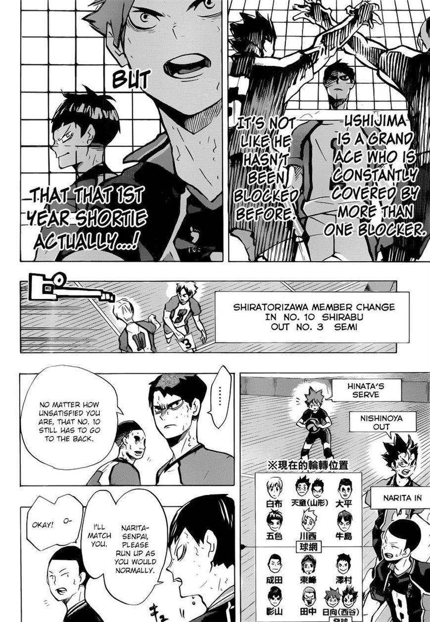 Haikyu!! 182 Page 2