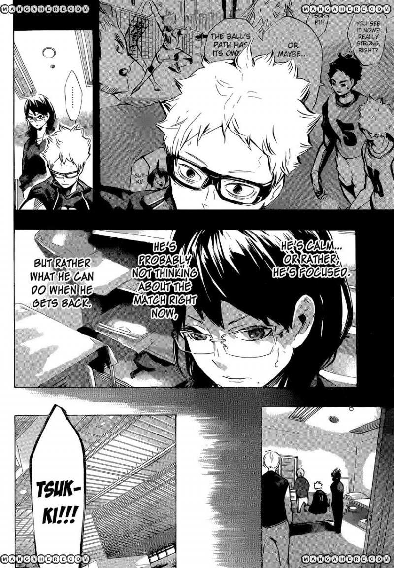 Haikyu!! 184 Page 2