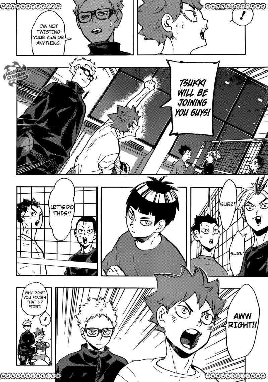 Haikyu!! 216 Page 2