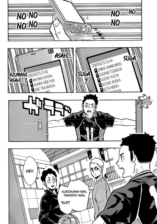 Haikyu!! 229 Page 2