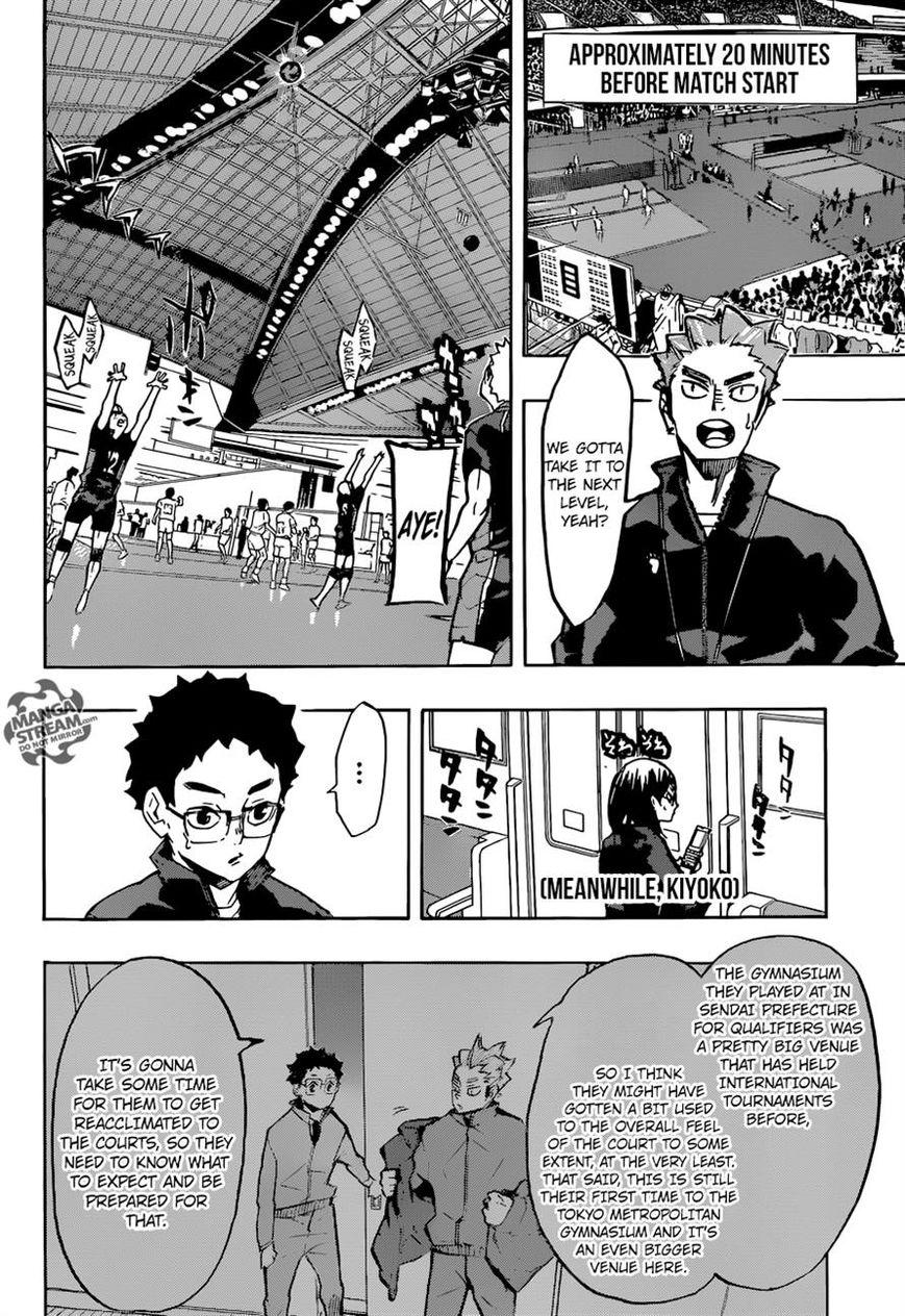 Haikyu!! 233 Page 2