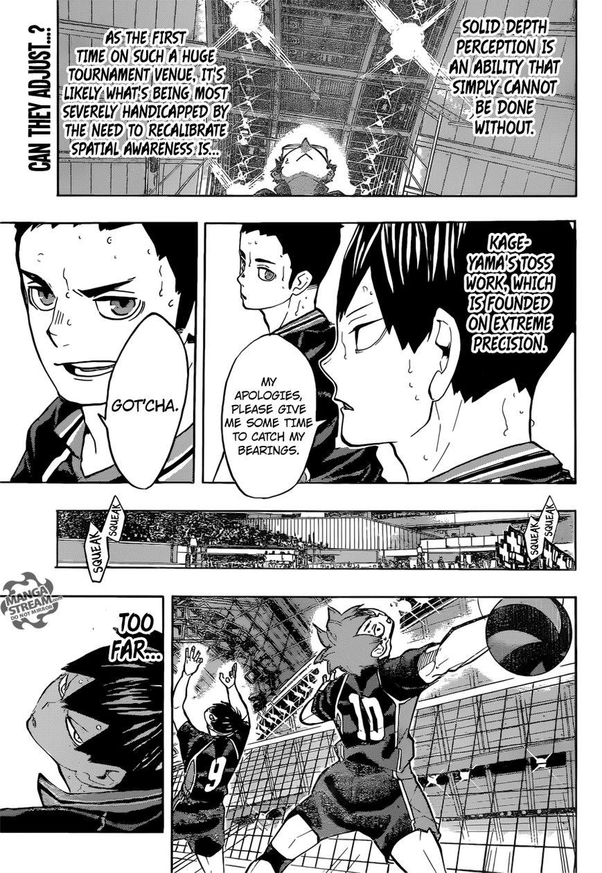 Haikyu!! 234 Page 2