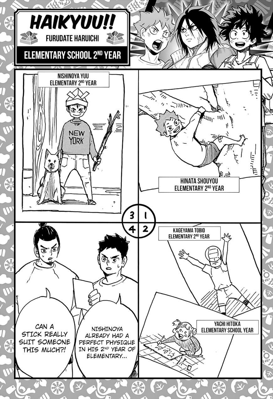 Haikyu!! 251.5 Page 1