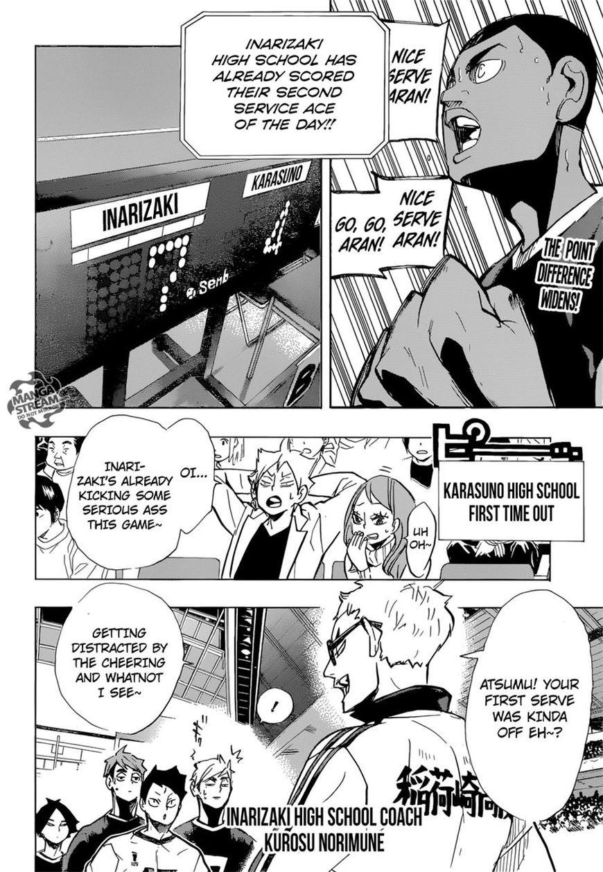 Haikyu!! 252 Page 2