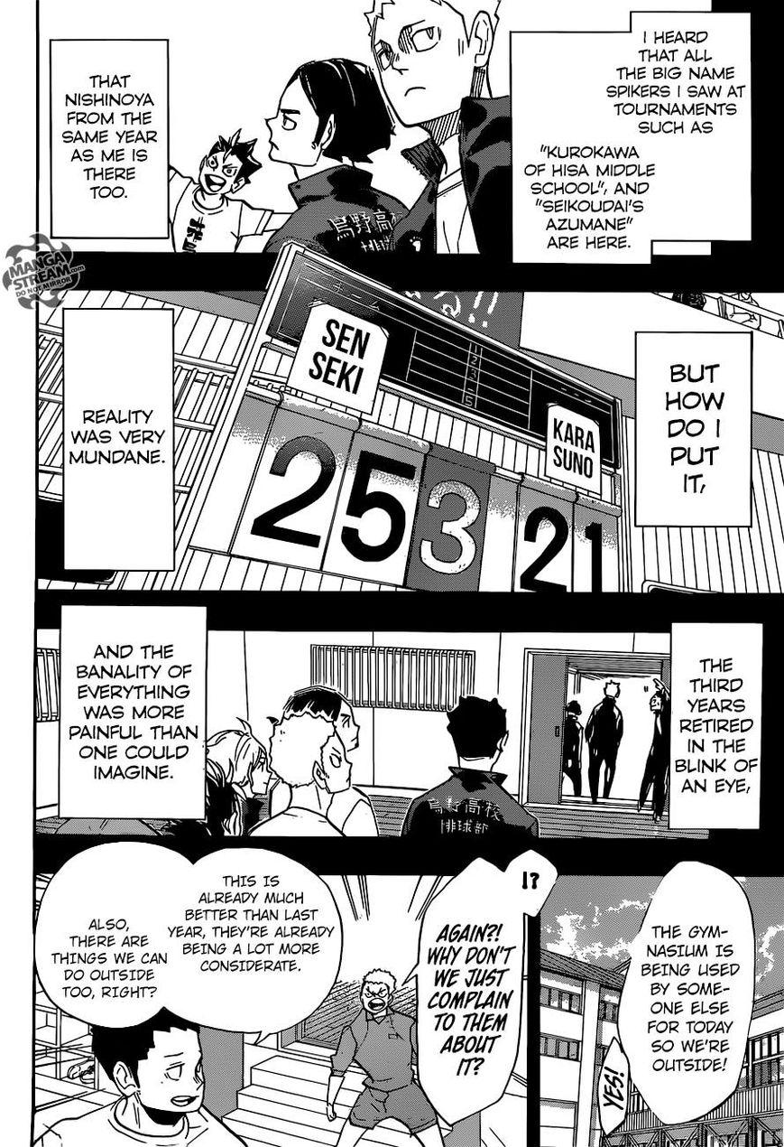 Haikyu!! 262 Page 2