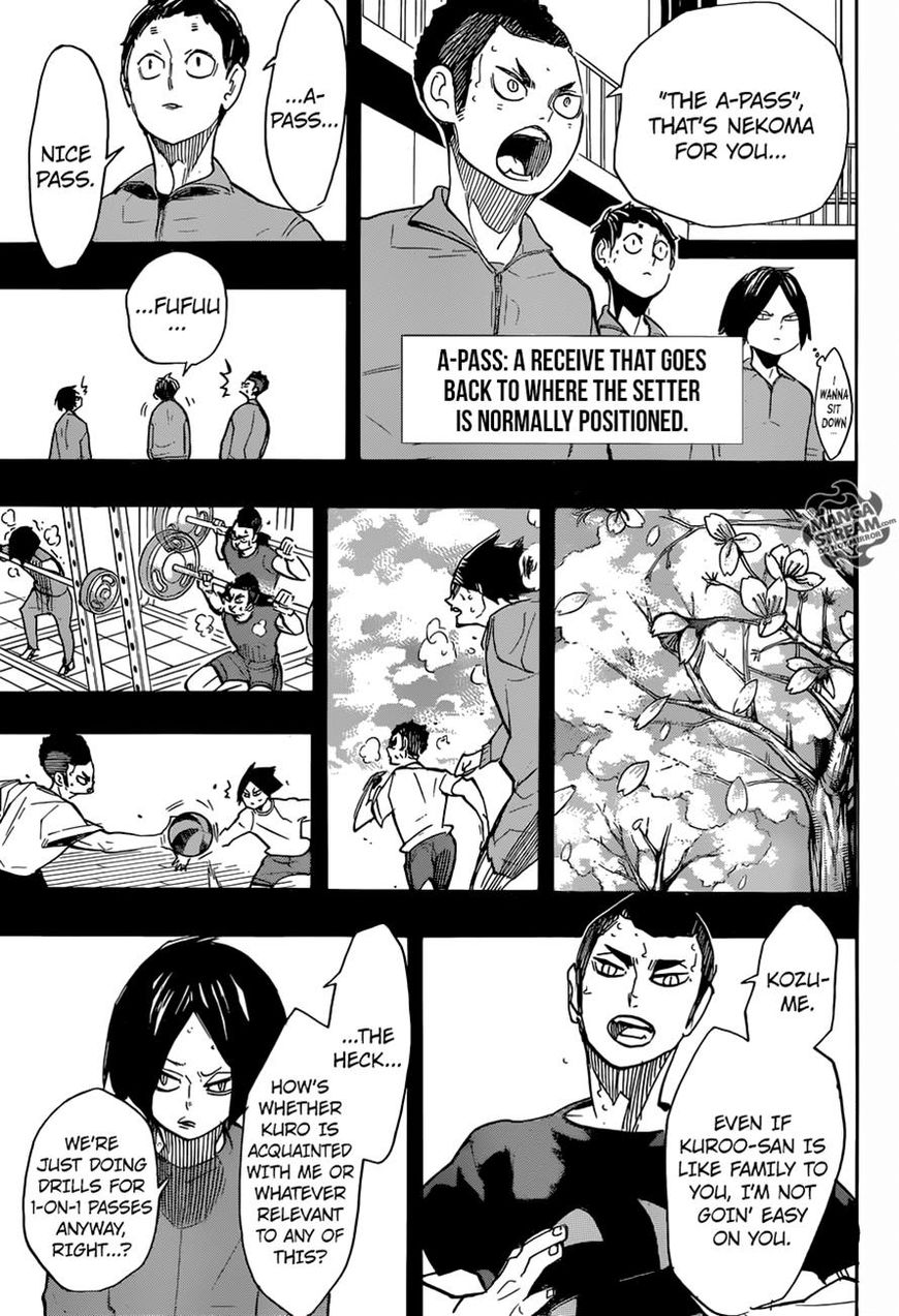 Haikyu!! 266 Page 2