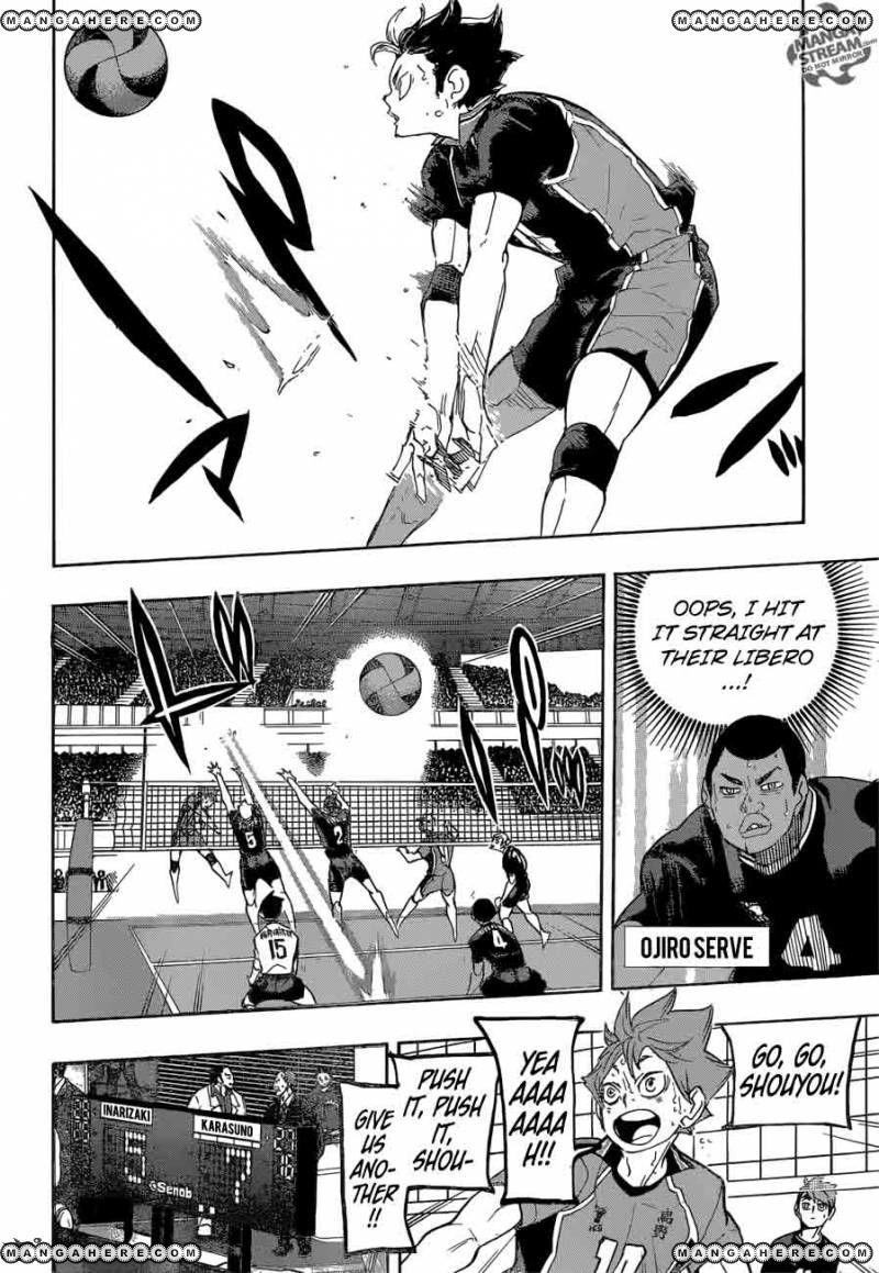 Haikyu!! 278 Page 2