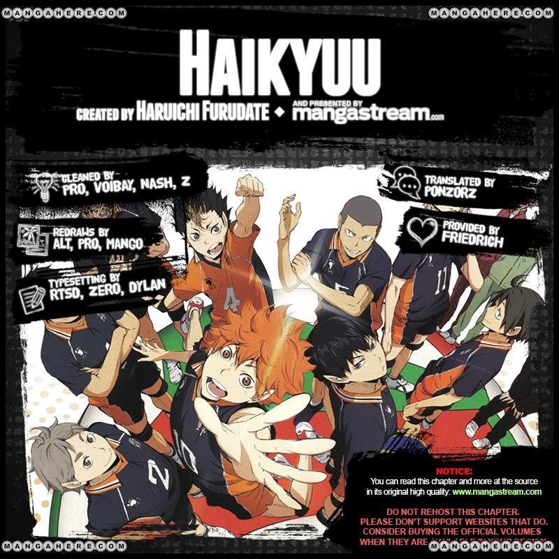Haikyu!! 281 Page 2